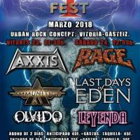 Cartel Urban Rock Fest 2018
