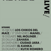 Cartel Vila-Real Alive 2021