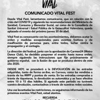 Cartel Vital Fest 2020