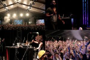 LIVE @ COACHELLA 2012