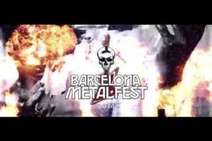 Promo Barcelona Metal Festival