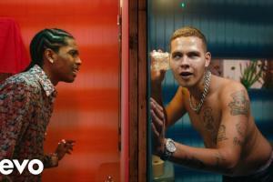 slowthai, A$AP Rocky - MAZZA