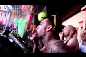 Marc Maya & Oscar Aguilera - Live The Singer Mornings closing party at elRow