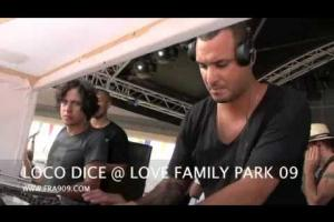 Live Love Family Park 2009