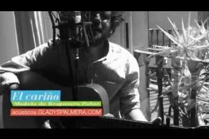 El cariño (acústico en Radio Gladys Palmera, 2014)