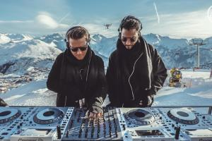 Adriatique at Signal 2018 Alpe d'Huez