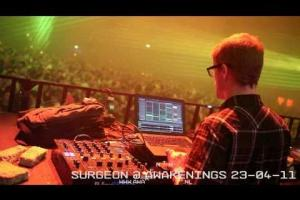 Surgeon @ Awakenings Easter Anniversary 2011 Gashouder Amsterdam