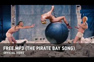 Free.mp3 (The Pirate Bay Song)