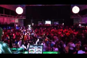 Uner playing Cocoua @ Amnesia Festival - A Coruña
