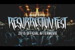 Resurrection Fest 2015 - Official Aftermovie