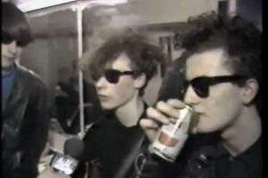 Interview + Live London 1985