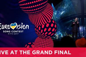 Amar Pelos Dois - LIVE at the 2017 Eurovision