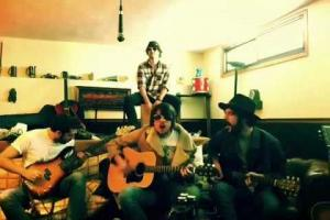 Sherry (Acoustic rehearsal)