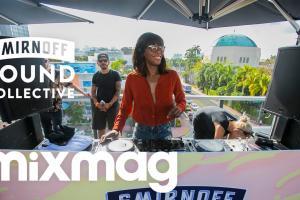 DJ set in The Lab Miami