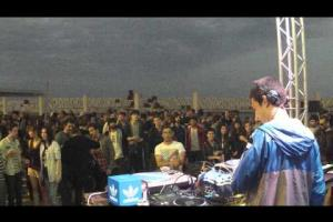 Boiler Room x Adidas Originals LIVE Show at Primavera Sound 2013
