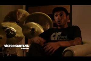 Victor Santana & Band at Red Bull Studio (Madrid, 2012)