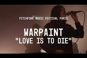 Love is to Die