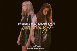 Podrás contar conmigo (feat. Miriam Rodríguez)