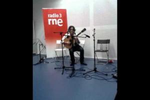 Pájaro para Radio 3 en Monkey Week 2011