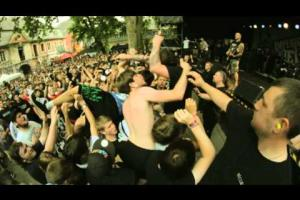 Partners in Crime / The Trouble I love (Directo, @ INSD Open Air 2011)