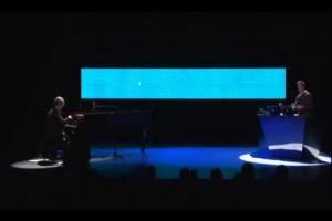 Alva Noto + Ryuichi Sakamoto - BERLIN live