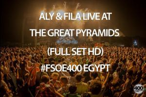 Live at the Great Pyramids (Full Set HD)