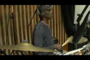 UNLIMITED PROJECT : Let the drums play - studio recording