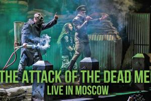 The Attack of the Dead Men (Feat. Radio Tapok)