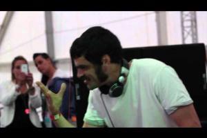RICHI RISCO @ AQUASELLA 2011 . VIDEOCLIP resumen de cierre carpa carlsberg
