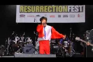 Directo en Resurrection Fest