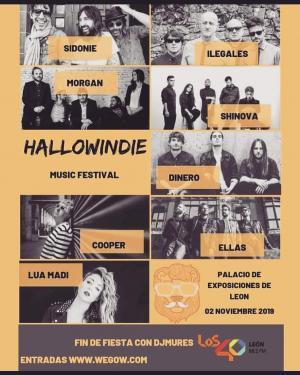 Hallowindie Festival 2019