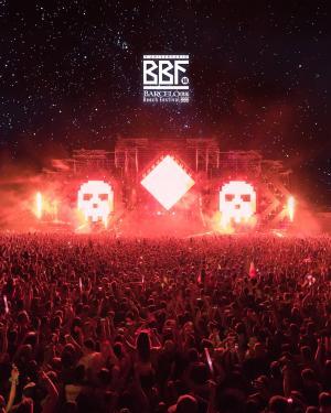 BBF Barcelona Beach Festival 2019