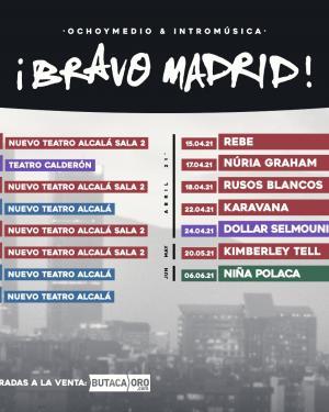 Bravo Madrid 2020/2021