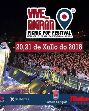 Vive Nigrán 2018