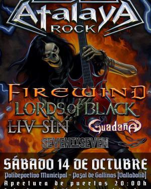 Atalaya Rock 2017
