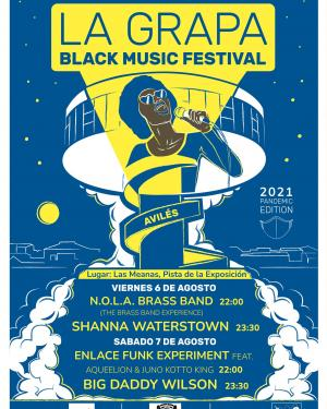 La Grapa Black Music Festival 2021