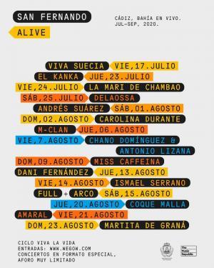 San Fernando Alive 2020