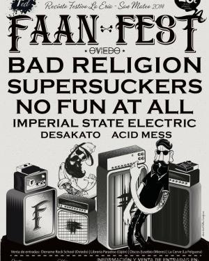 Faan Fest 2014