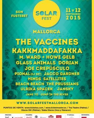 Solar Fest Mallorca 2015
