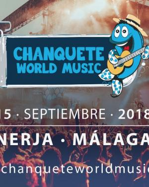 Chanquete World Music Festival 2018