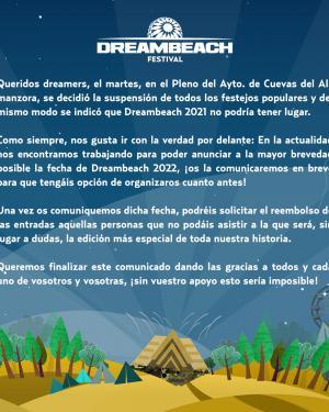 Dreambeach Festival 2021