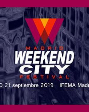 Weekend City Madrid Festival 2019
