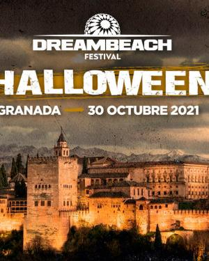 Dreambeach Halloween Granada 2021