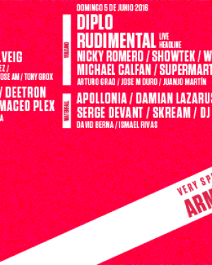 Utopía Sound Festival 2016