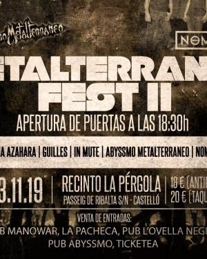 Metalterraneo Fest 2019