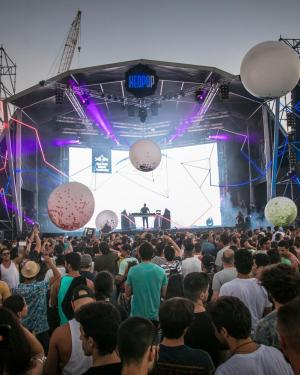 NEOPOP Electronic Music Festival 2022