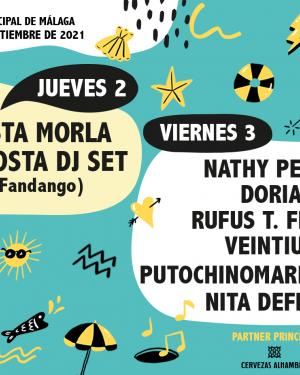 La Terraza de Oh, See! Málaga 2021