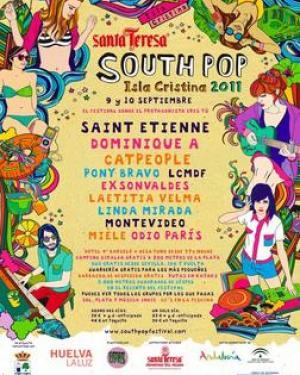South Pop Festival 2011 (Isla Cristina)