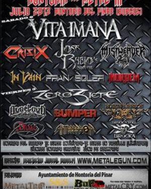 Hontoria Del Metal 2013