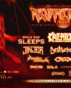 Resurrection Fest Limited 2021